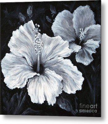 Hibiscus 2 Metal Print