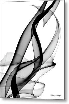 Hidden Heart Metal Print