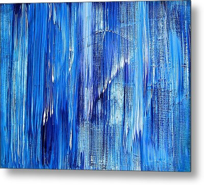 Hide And Seek Metal Print by Tracey Myers