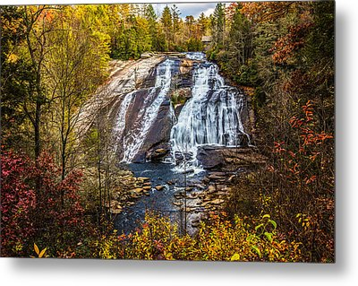 High Falls Metal Print by John Haldane