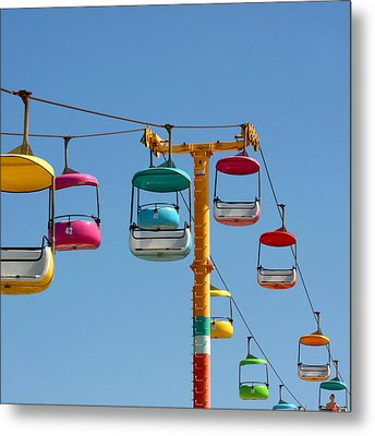 High Flying Metal Print by Art Block Collections