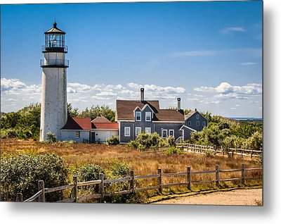 Highland Light Metal Print