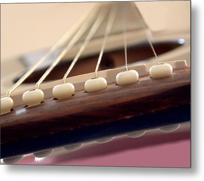 Highly Strung Metal Print