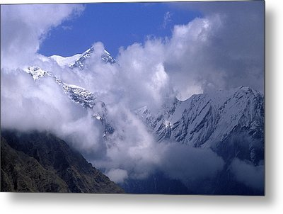 Himalayas Metal Print by Anonymous