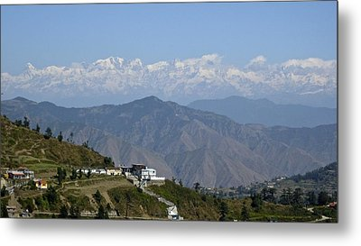 Metal Print featuring the photograph Himalayas II by Russell Smidt