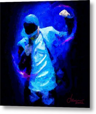 Hip Hop Is More Than Music Tnm Metal Print by Vincent DiNovici