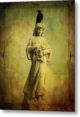 His Find Metal Print by Gothicrow Images