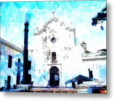 Historic Church Metal Print