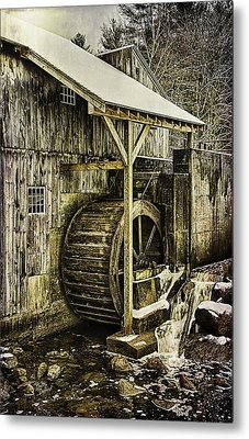 Historic Taylor Mill Metal Print by Betty Denise