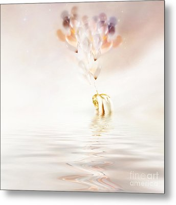 Hold On To Hope Metal Print by Jacky Gerritsen