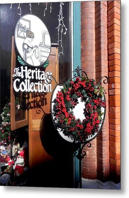 Holiday Classic Metal Print