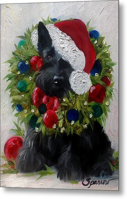 Holiday Metal Print