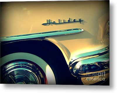 Metal Print featuring the photograph Holiday by Valerie Reeves