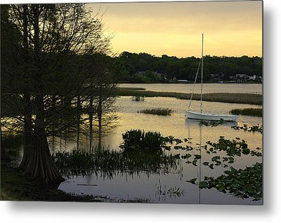 Hollingsworth Sunset Metal Print