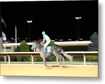 Hollywood Casino At Charles Town Races - 121227 Metal Print
