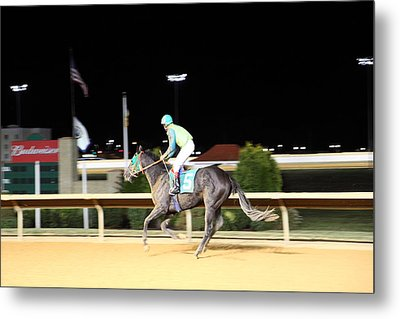 Hollywood Casino At Charles Town Races - 121228 Metal Print by DC Photographer