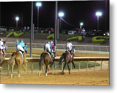 Hollywood Casino At Charles Town Races - 121250 Metal Print