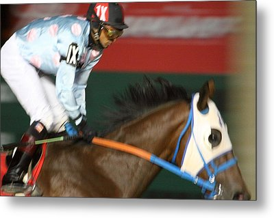 Hollywood Casino At Charles Town Races - 121265 Metal Print by DC Photographer