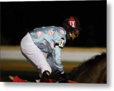 Hollywood Casino At Charles Town Races - 121266 Metal Print by DC Photographer