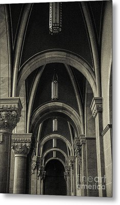 Holy Hill Archways Metal Print