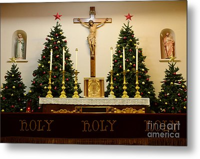 Holy Holy Holy Metal Print by Bob Christopher