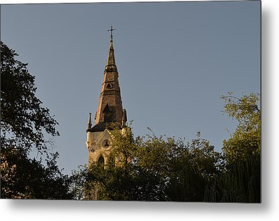 Metal Print featuring the photograph Holy Tower   by Shawn Marlow