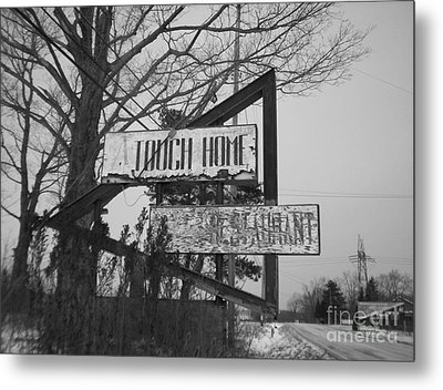 Metal Print featuring the photograph Home Cooking  by Michael Krek