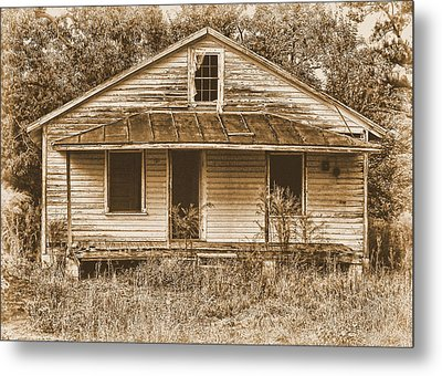 Home No More Metal Print by Victor Montgomery
