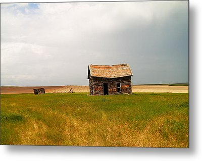 Home On The Range  Metal Print by Jeff Swan