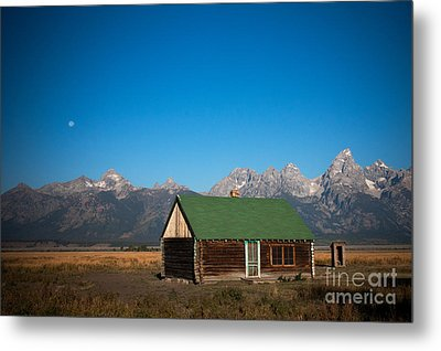 Home On The Range Metal Print