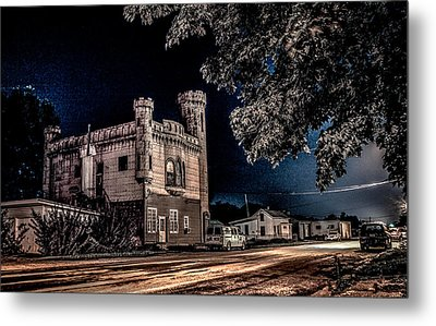 Home Sweet Castle Metal Print by Ray Congrove