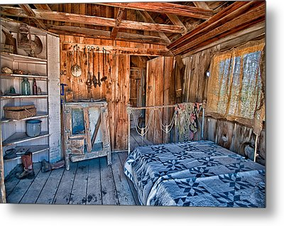 Home Sweet Home Metal Print by Cat Connor