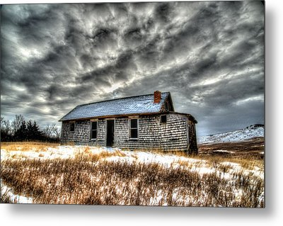Metal Print featuring the photograph Homestead 2 by Kevin Bone