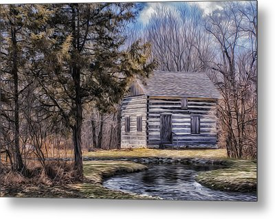 Homestead 4 Metal Print by Jack Zulli
