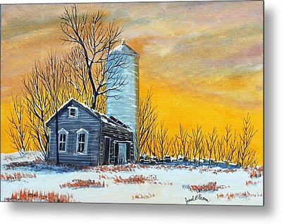 Homestead Memory Metal Print