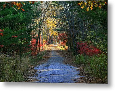 Metal Print featuring the photograph Homeward Bound by Neal Eslinger