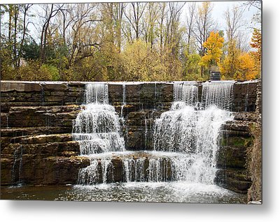 Honeoye Falls 2 Metal Print by Aimee L Maher Photography and Art Visit ALMGallerydotcom