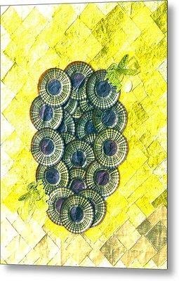 Honeybee 1 Metal Print