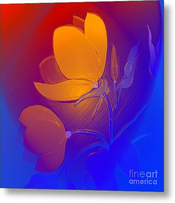 Hope Metal Print by Latha Gokuldas Panicker