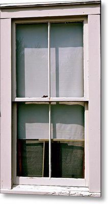 Hopper Was Here Metal Print