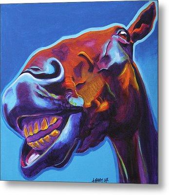 Horse - Finn Metal Print by Alicia VanNoy Call
