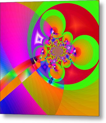 Hot Crush 3 Metal Print