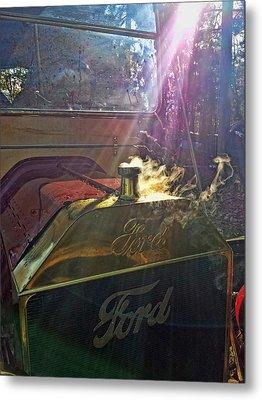 Hot Ford Metal Print