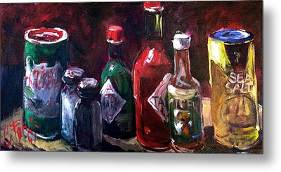 Hot Stuff Metal Print by Carole Foret