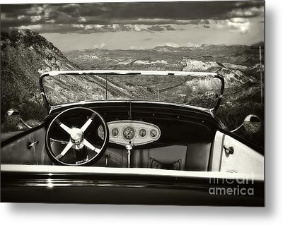 Hotrod Dream Metal Print