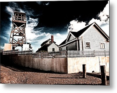 House Of Refuge Metal Print