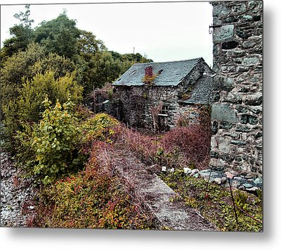 House On A River Metal Print by Doc Braham