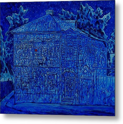 House's Memory  Metal Print by Andrey Soldatenko