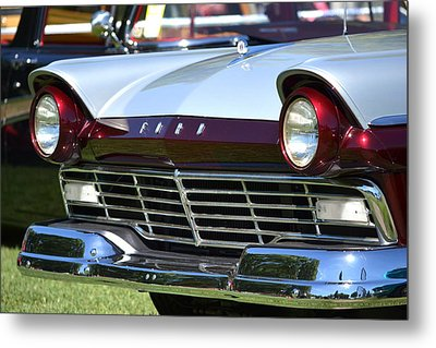Hr-11 Metal Print by Dean Ferreira