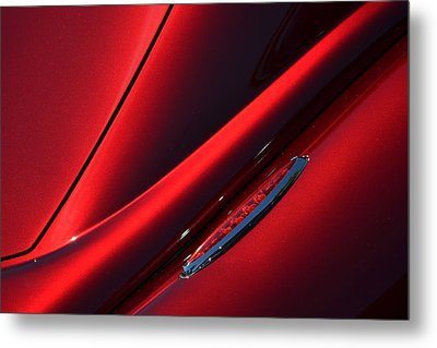 Hr-52 Metal Print by Dean Ferreira